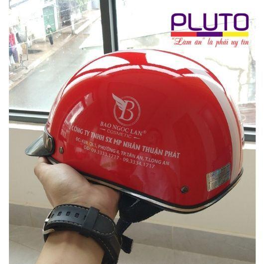 In logo nón bảo hiểm – việc làm cần thiết của doanh nghiêp
