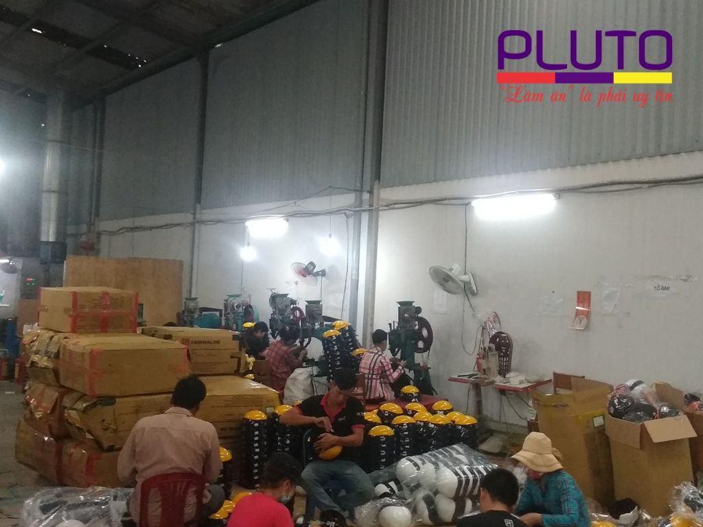 Xưởng sản xuất mũ bảo hiểm