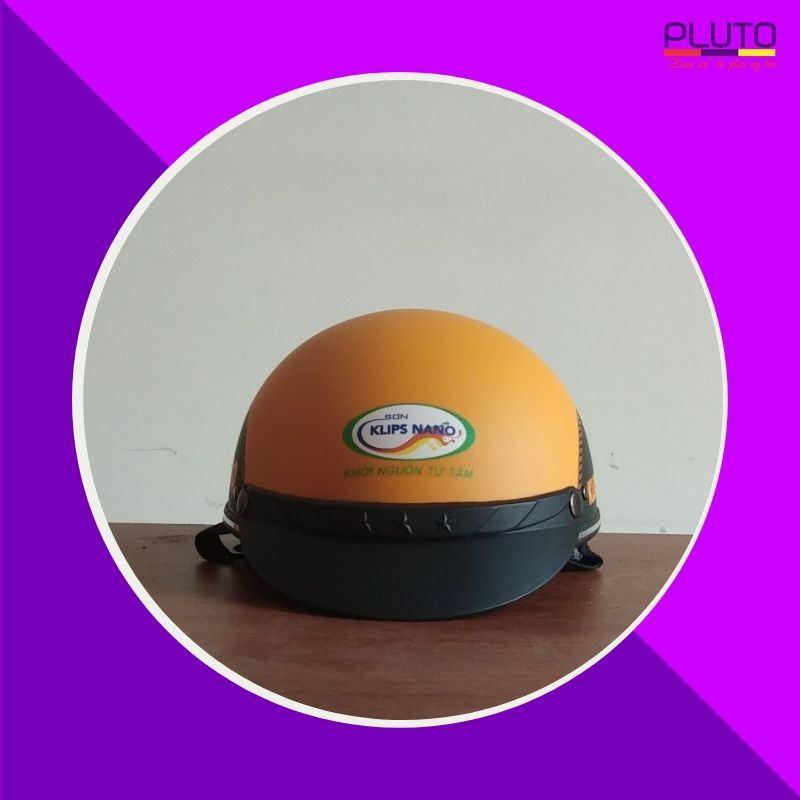 Làm nón bảo hiểm theo yêu cầu uy tín
