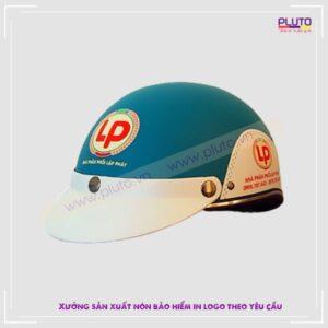 Mũ bảo hiểm quà tặng khách hàng đại lý