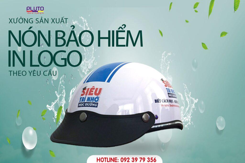 Mũ Bảo Hiểm In Logo 160121 1800.1196 356